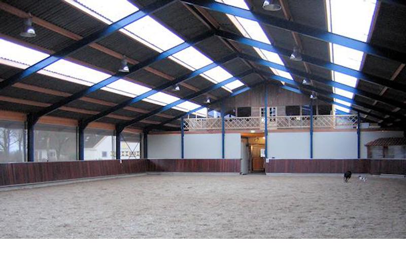 Maneges & rijhallen